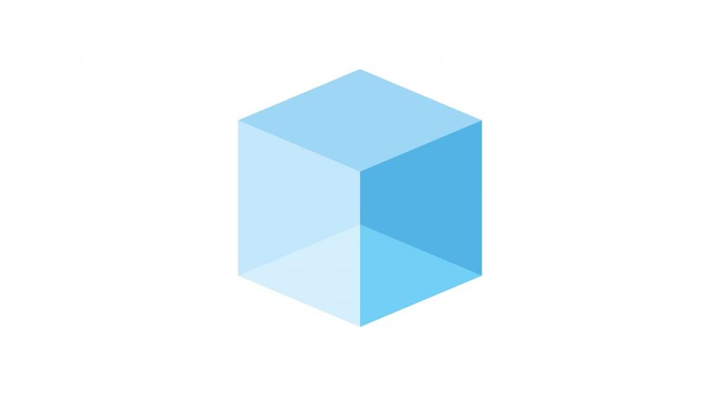 Ice cube EDDM mailer design | San Antonio, Texas