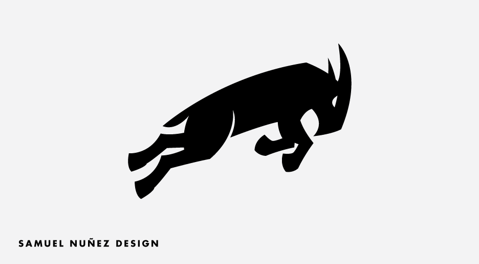 Goat logo design development process| San Antonio logo design